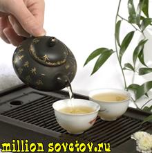 чая, заварка чая, чаепитие