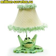 Детская лампа