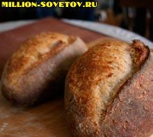 хлеб по-овернски, овернский хлеб