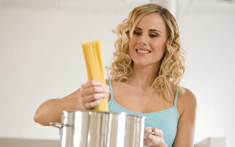 готовить макароны
