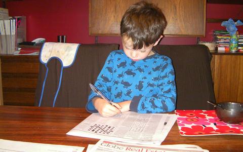Польза решения кроссвордов детьми
