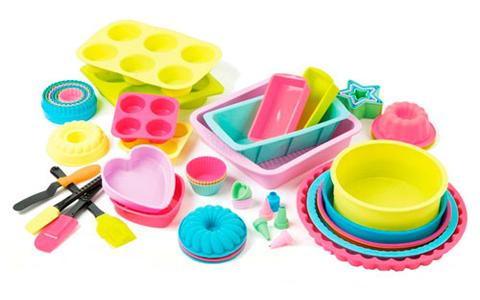 cиликоновая посуда