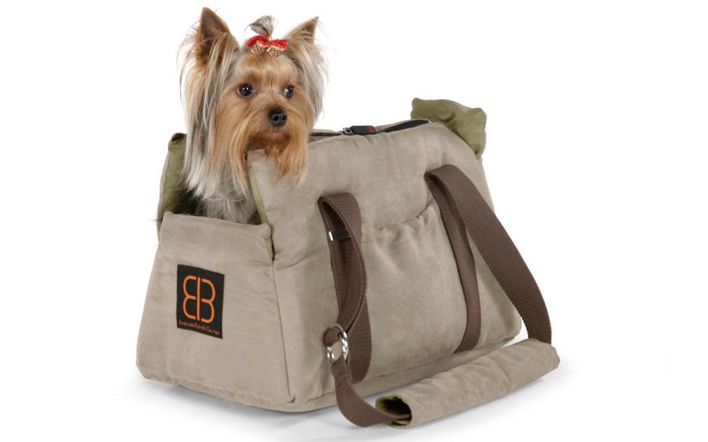 сумка для собак