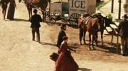 американский городок в конце 19 века, стиль кантри